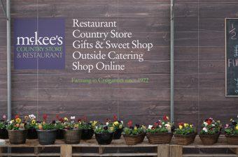 McKees Farm Shop Country Store Restaurant EPOS System Home