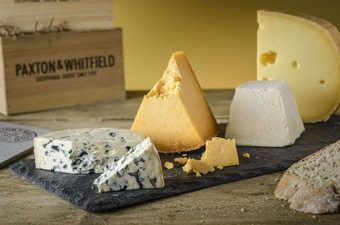 Paxton And Whitfield Cheese Hamper
