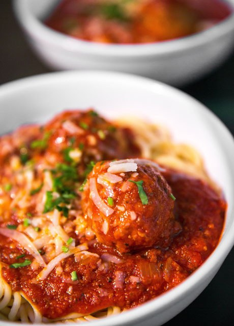 Charity Meatball Month Support