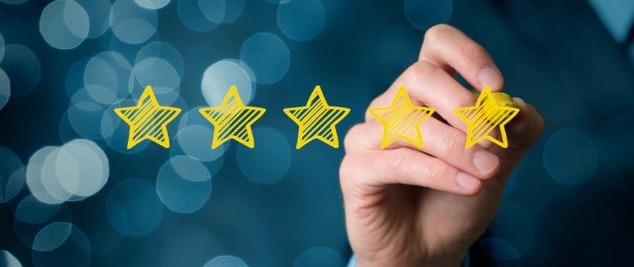 Measuring performance reviews